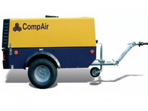 The perfect compressor. Available from Ardkeen Hire Ltd, Waterford.  For all your hire needs in one place.